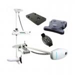 Лодочный электромотор для соленой воды WaterSnake Tracker Pro SWTC54/48