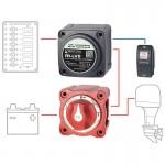 Устройство защиты аккумуляторов от разряда Blue Sea m-LVD
