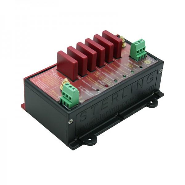 Реле развязки с ограничением тока Sterling Power CVSR70