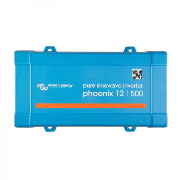 Синусоидальный инвертор Victron Phoenix 12/500 VE.Direct