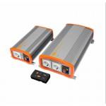 Инвертор 12-220 с чистой синусоидой Wisper Power WP-SINE 12/1000