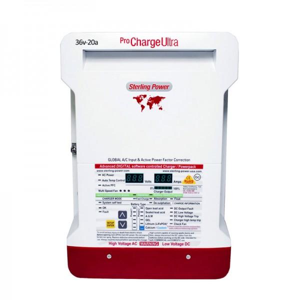 Зарядное устройство Sterling Power PCU 3620