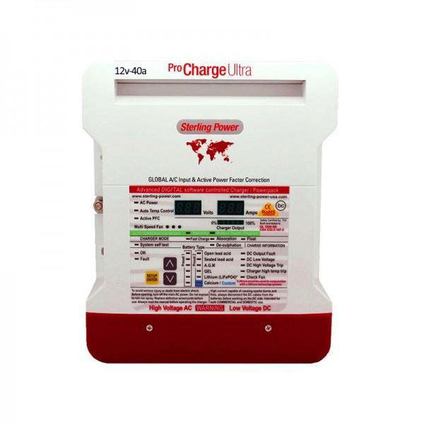 Зарядное устройство Sterling Power PCU 1240