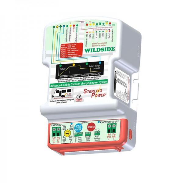 Зарядное устройство Sterling Power BBC 1225