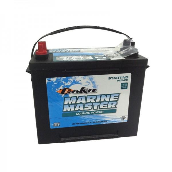 Стартовый аккумулятор для лодочного мотора DEKA MARIN MASTER 24M6