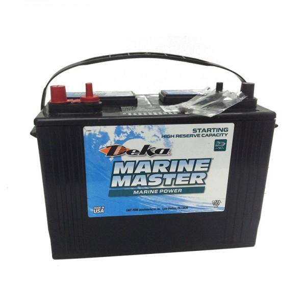 Стартовый аккумулятор для лодочного мотора MARIN MASTER 27M6