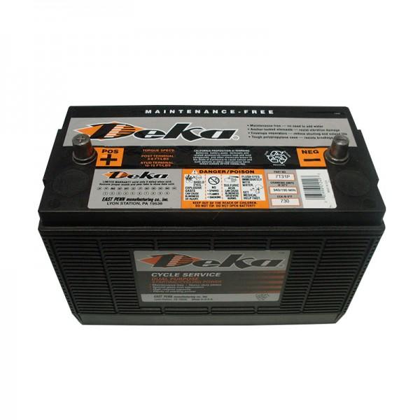 Тяговый аккумулятор  Deka  7Т31P