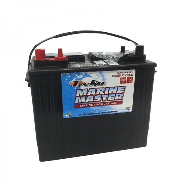 Тяговый аккумулятор для лодочного электромотора DEKA DC24DT