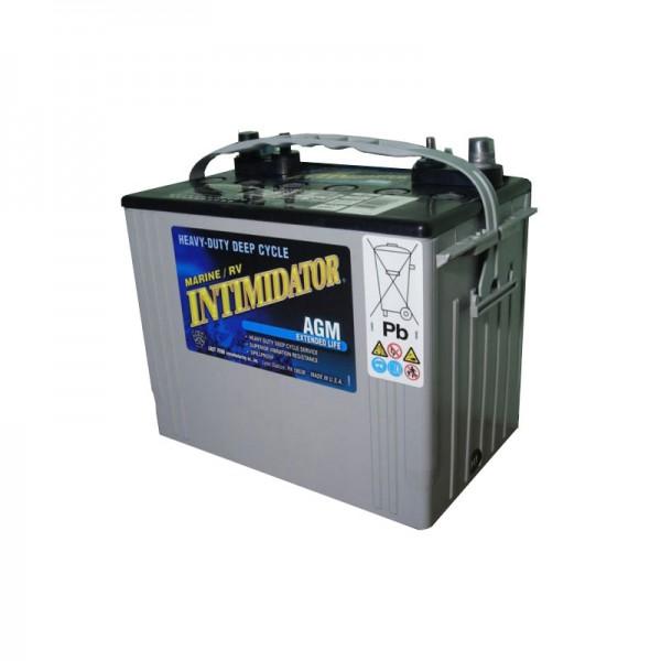 Тяговый аккумулятор для лодочного электромотора DEKA  INTIMIDATOR  8A24