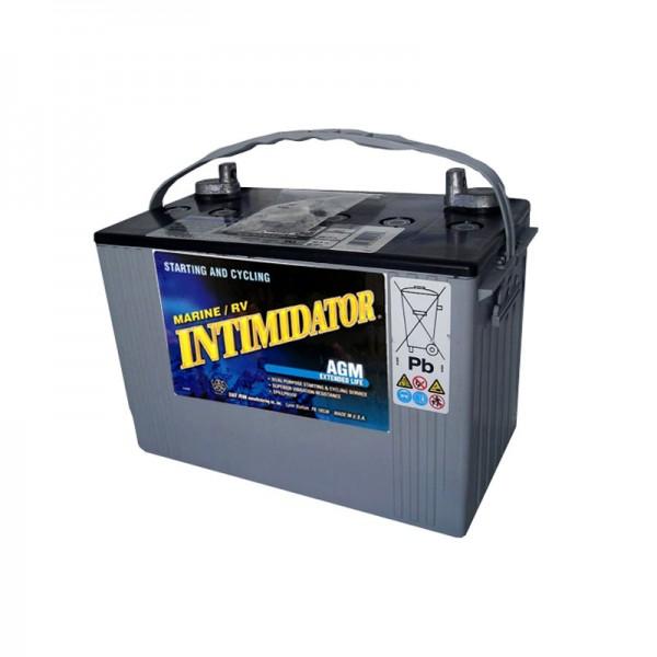 Тяговый аккумулятор для лодочного электромотора DEKA  INTIMIDATOR 8A27