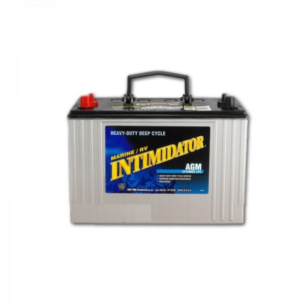 Тяговый аккумулятор для лодочного электромотора DEKA  INTIMIDATOR  8A31DT