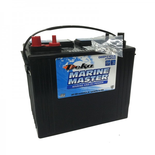 Тяговый аккумулятор для лодочного мотора DEKA MARINE MASTER DP24