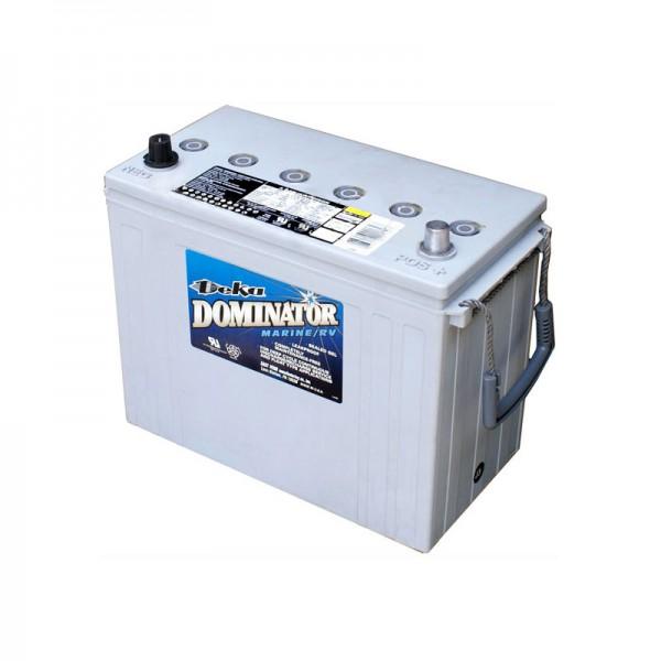Тяговый гелевый аккумулятор DEKA 8G5SHP