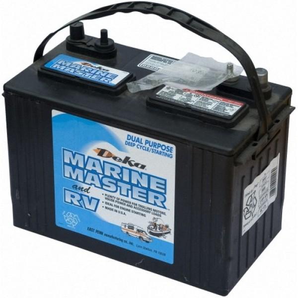 Аккумулятор для лодочного электромотора DEKA MARINE MASTER DP27