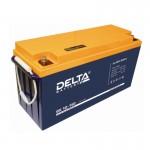 Тяговый гелевый аккумулятор для лодочного электромотора DELTA 12-150
