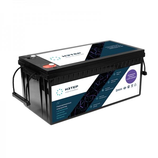 Литий-железо-фосфатный аккумулятор 48 В 54 Ач