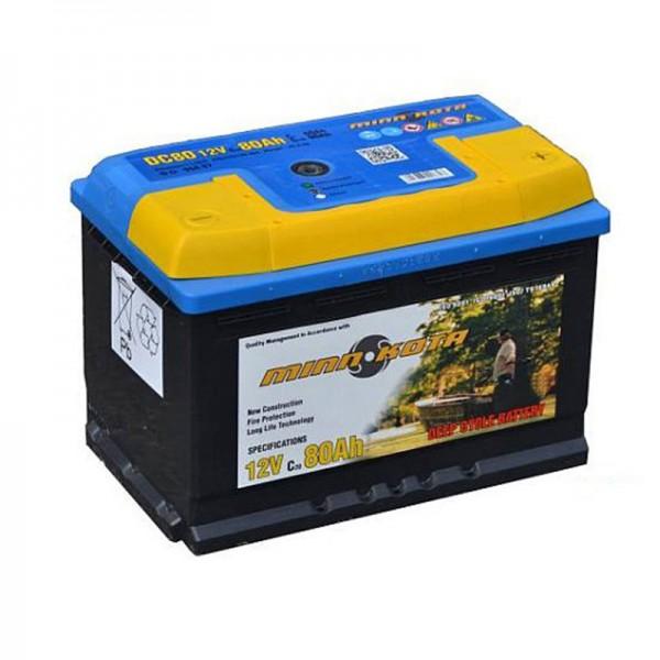 Тяговый аккумулятор для лодочного электромотора Minn Kota MK-SCS-80