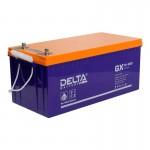 Тяговый гелевый аккумулятор для лодочного электромотора DELTA 12-200