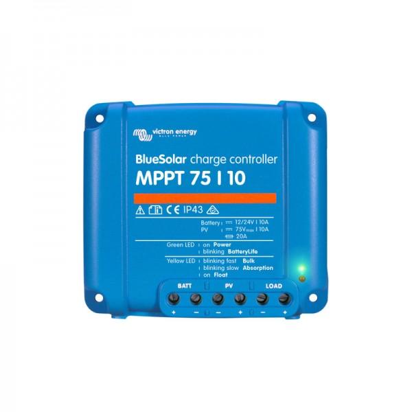 Солнечный контроллер Victron Blue Solar MPPT 75/10