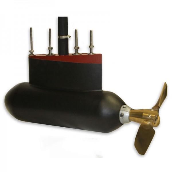 Лодочный электромотор Aquamot Pod Professional F20e