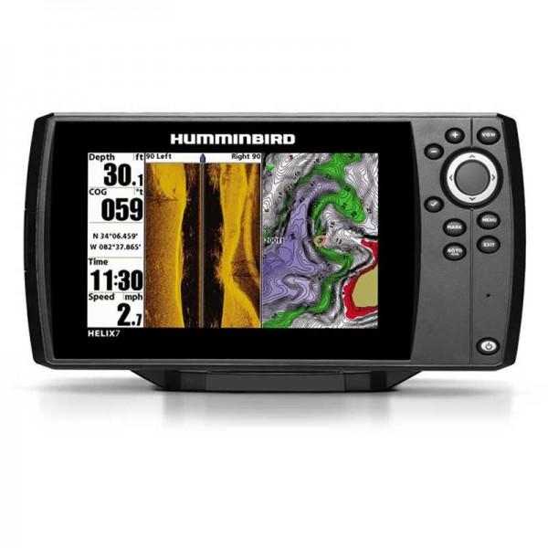 Эхолот картплоттер Humminbird HELIX 7 SONAR GPS