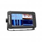 Эхолот-картплоттер Lowrance Elite-9Ti Mid/High/TotalScan