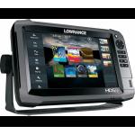 Эхолот картплоттер Lowrance HDS 9 GEN3
