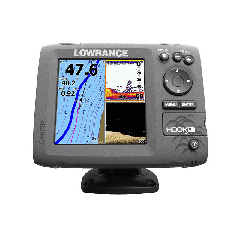 Эхолот Lowrance Hook 5 M/H/DownScan