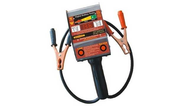 Тестер аккумуляторов под нагрузкой Sterling Power