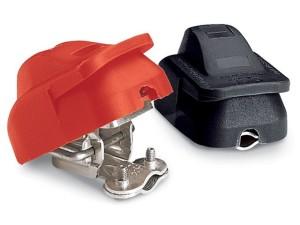 Коннекторы для подключения аккумулятора к лодочному электромотору