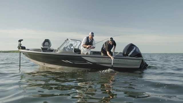 Рыбалка с катера Crestliner SportFish