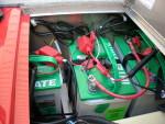 Как подключить лодочный электромотор