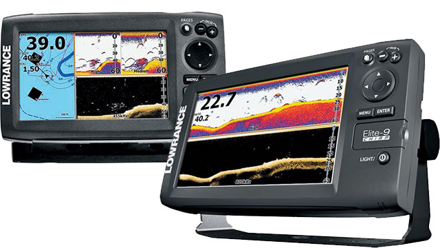 Эхолоты Lowrance Elite Chirp