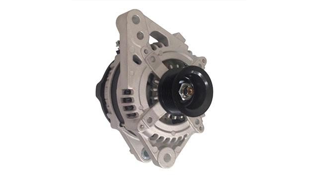 Генератор для двигателя Toyota 1GR-FE с максимальным током 180 А