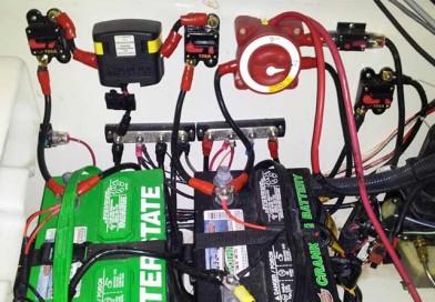 Зарядка лодочных аккумуляторов