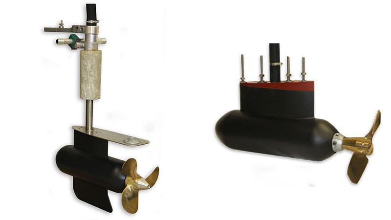 POD электромоторы для профессионального использования