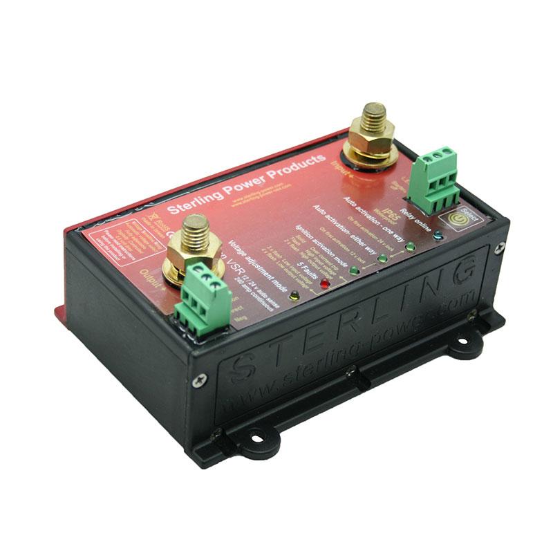 Реле развязки аккумуляторов Sterling Power VSR
