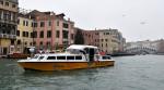 Электрические лодки в Венеции
