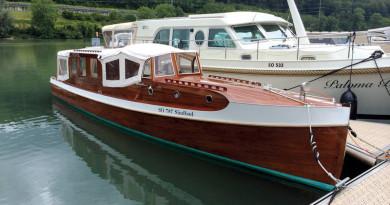 Гибридные двигатели на катерах и яхтах