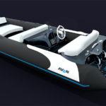 Тендер с электромотором Avon eJET Concept