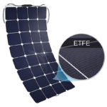 Солнечная батарея для яхты
