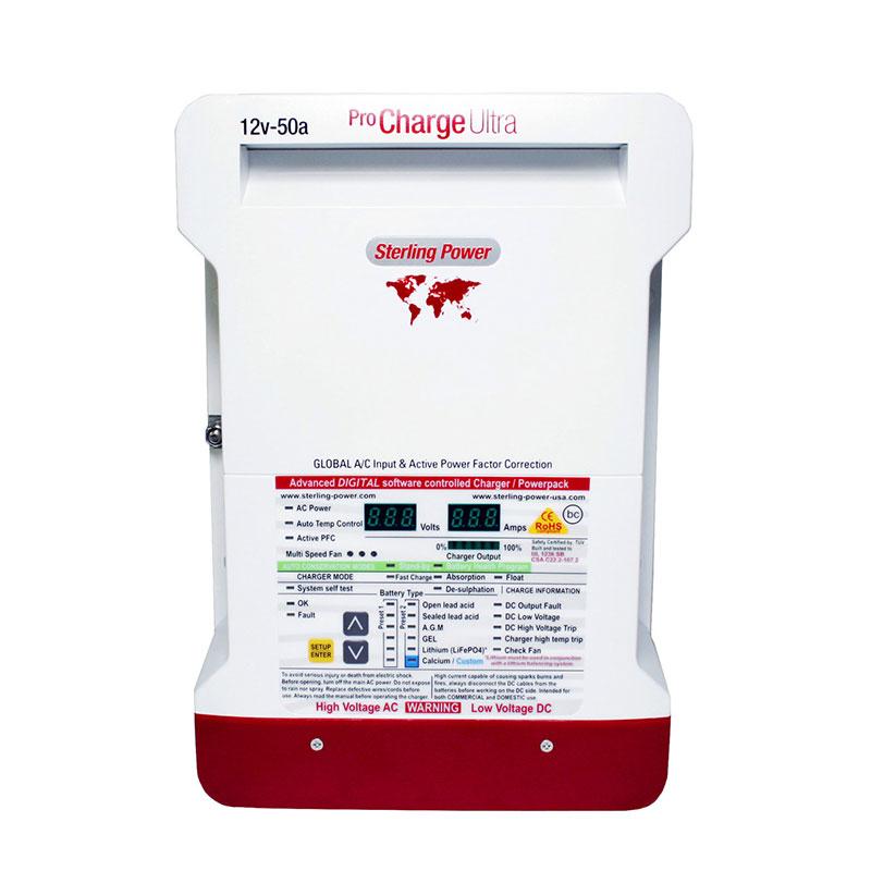 Зарядное устройство Sterling Power PCU1250