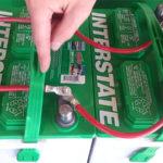 Аккумуляторы на катере и яхте