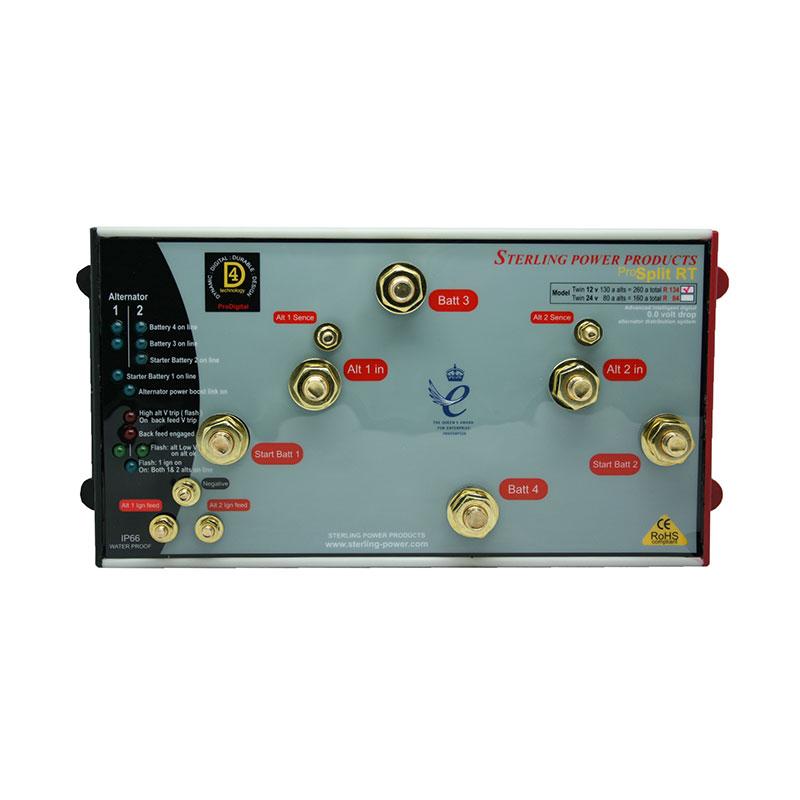 Зарядный изолятор четырех аккумуляторов Sterling Power PSRT134