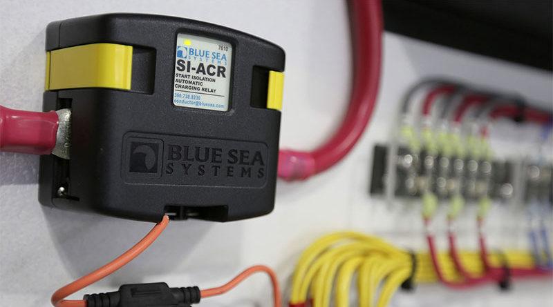 Автоматическое зарядное реле Blue Sea 7610