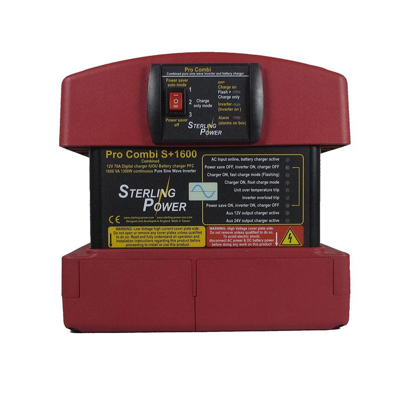 Комбинированный инвертор-зарядное Sterling Power PCSP121600