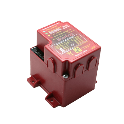 Реле развязки аккумуляторов Sterling Power LR80