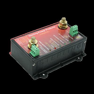 Реле развязки аккумуляторов Sterling Power VSR80