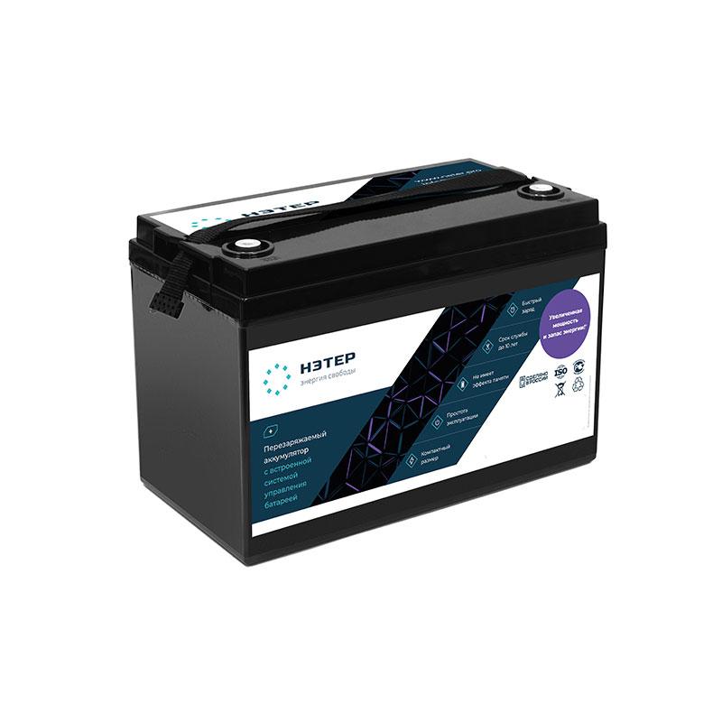 Литий-железо-фосфатный аккумулятор 100 Ач